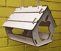 3035 Уличная кормушка для диких птиц iBird (синичник)
