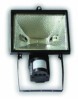 Прожектор 500W+Д-Д черный  (GL2402) LEMANSO