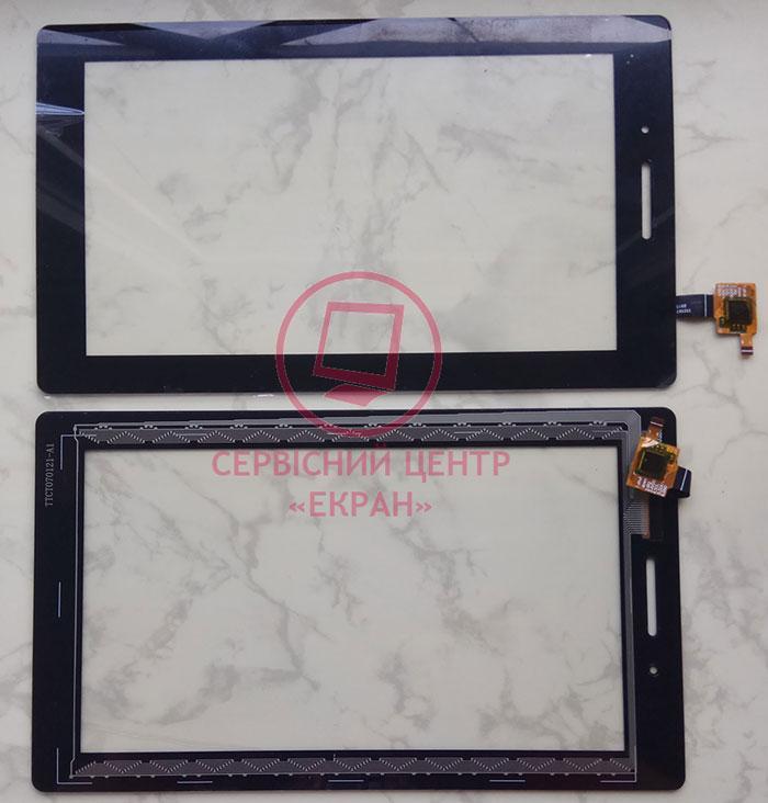 Lenovo  Tab 3 Essential 710F сенсорний екран, тачскрін чорний