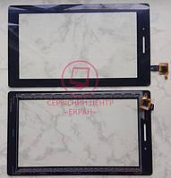 Lenovo  Tab 3 Essential 710F тачскрін сенсор чорний якісний