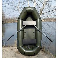 Надувная лодка Лисичанка из ПВХ Язь 2м