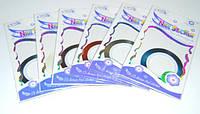 Цветная нить для декора YRE NC-00, маникюр с цветной нитью, цветная нить для ногтевого дизайна