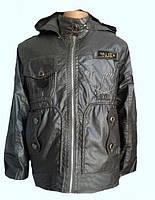 Стильная курточка на мальчика 5-8 лет