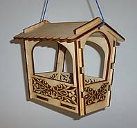 3081 Кормушка для уличных птиц (синичник)