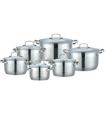 Набор посуды Bohmann BH-1912 (12 предметов)