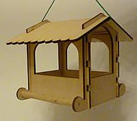 3045 Кормушка для уличных птиц (синичник)