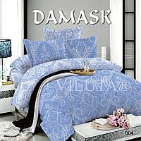 Viluta Комплект постельного белья поплин Damask 004