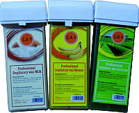 Воск для депиляции YRE YPW-04 в кассете, 100 гр, эпиляция воском, депиляция воском, депилирующий воск, воск для удаления волос, депиляция горячим