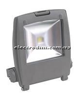 Прожектор LED 10w 6400K IP65 1LED LEMANSO серый  / LMP4-10