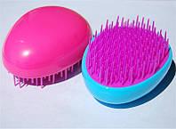 Расчёчка для волос Tangle Teezer 1502 пластмассовая, массажная, цветная, Расчёчка для волос