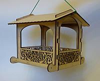 3057 Кормушка для уличных птиц (синичник)