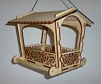 3087 Кормушка для уличных птиц (синичник)