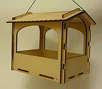 3042 Кормушка для уличных птиц (синичник)