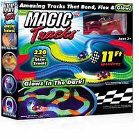 Гибкая гоночная трасса Magic Tracks 220