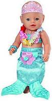Одежда Русалки для куклы Baby Born Zapf Creation (819920)***