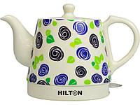 Чайник HILTON WK 9230 керамика 1,2л