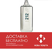 Tester Carolina Herrera 212 VIP Men 100 ml