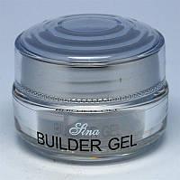 УФ Гель для наращивания ногтей YRE GSY-04, прозрачно-розовый, 15 мл, УФ гель YRE, Цветной гель для ногтей, Гель для наращивания