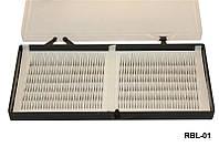 Ресницы для наращивания YRE RBL-01 на белой ленте (0,12-8мм), реснички для наращивания, наращивание ресничек, нарощенные ресницы