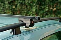 Багажник на рейлинги Amos Alfa, 2 стальные поперечины 120см
