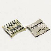 Разъем гнездо карты памяти micro SD Samsung Note 3 N9002 N9008V