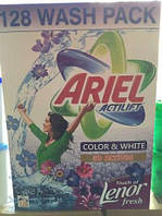 Порошок Ariel whites+color Lenor 10 кг концентрат, фото 1