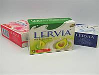 Туалетное мыло для тела LERVIA Milk & Avocado soap, молоко с авокадо, вес 90г., в  упаковке 72 шт, мыло, гигиена, бытовая химия, туалетных, мыло для