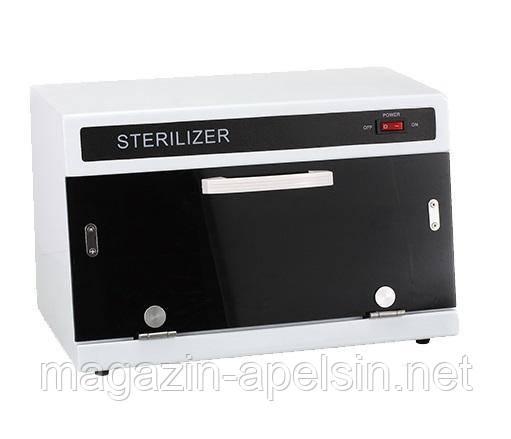 """Стерилизатор для маникюрных инструментов UV ML-209, время обработки 15-20 минут на каждую сторону, напряжение сети: 220~240 В, стерилизатор для - интернет-магазин """"Апельсин"""" в Одессе"""
