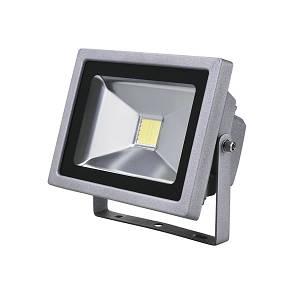 Прожектор LED 10w 6400K IP65 1LED LEMANSO серый  / LMP4-10, купить прожектор 10w