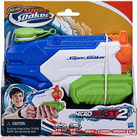 Водный бластер Супер Сокер Микробёрст 2 Nerf Hasbro (A9461)