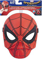 Маска Человека Паука плаcтик и ткань Spider-Man Hasbro (B9694)