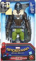 Фигурка Человека паука серии Титаны Электронный злодей Spider-Man Hasbro (C0701)
