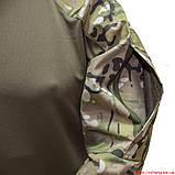 Тактическая рубашка убакс рип-стоп multicam, фото 3