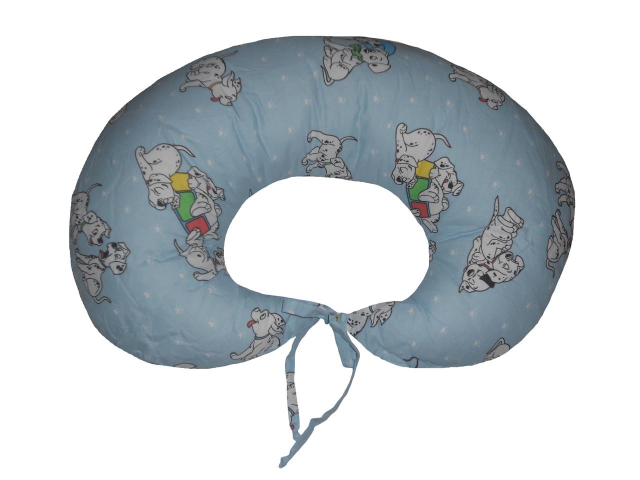 Подушка для беременных и кормления 2 в 1 Люкс Комфорт Долматинцы