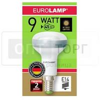 EUROLAMP EUROLAMP КЛЛ R50 матова 9W 2700K E14