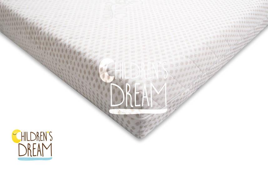 Дитячий матрац Lux Premium Organic Cotton (Кокос-поролон-кокос)
