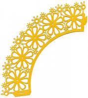 Накладка Empire Em 0365 декоративная ажурная для маффинов (1уп=20шт) (Empire Эмпаир Емпаєр)