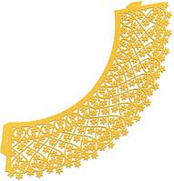 Накладка Empire Em 0374 декоративная ажурная для маффинов (1уп=20шт) (Empire Эмпаир Емпаєр)