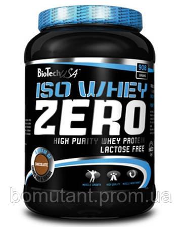 Iso Whey Zero 908 гр кокос BioTech