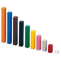 Набор для обучения НУШ Счетные палочки Кюизенера Gigo (1028-250R)