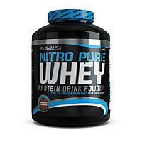 Nitro Pure Whey 2,2 кг лесной орех BioTech
