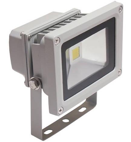 Прожектор LED 10w 6500K IP65 1LED LEMANSO серый / LMP10 купить в Украине