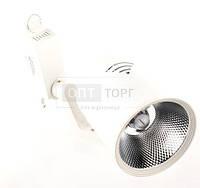 LedEx Светодиодный трековый светильник LEDEX, 30W,6500К холодно белый, Напряжение: AC100-265V, алюминий