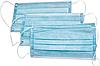 Маска-повязка для мастера  ( 50шт )