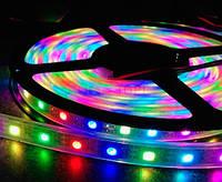 Biom Светодиодная лента B-LED 5050-60 RGB IP65, герметичная, 1м, м