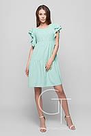 Платье -26113-7 (Мятный)