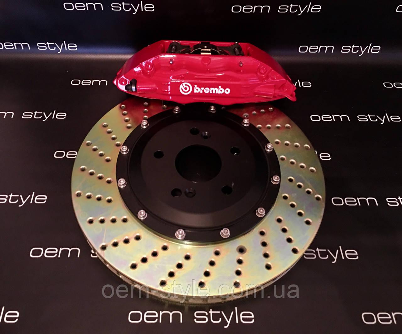 Тормозная система Brembo Honda Accord cu 2008-2012