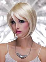 Короткий парик из светлых волос
