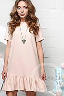 Платье KP-5964-10 (Персиковый)