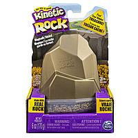 Кинетический гравий для детского творчества - KINETIC ROCK (золотой, 170 г), фото 1
